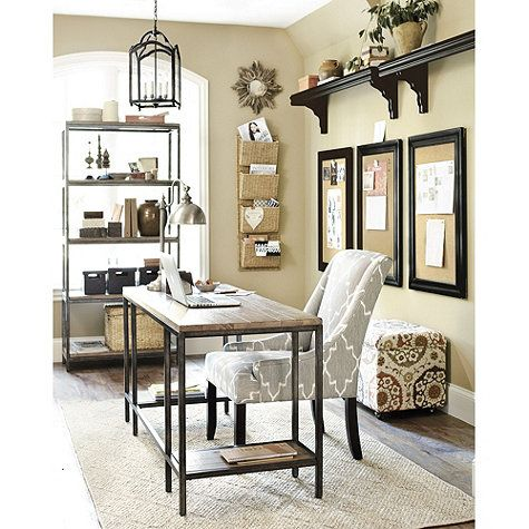 Seriously, this home office is just spectacular!!