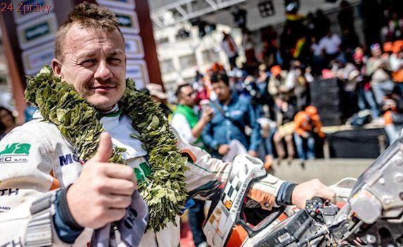 Dakar v Bolívii: vedro, drsné bouřky a žhavé amazonky na karnevalu!