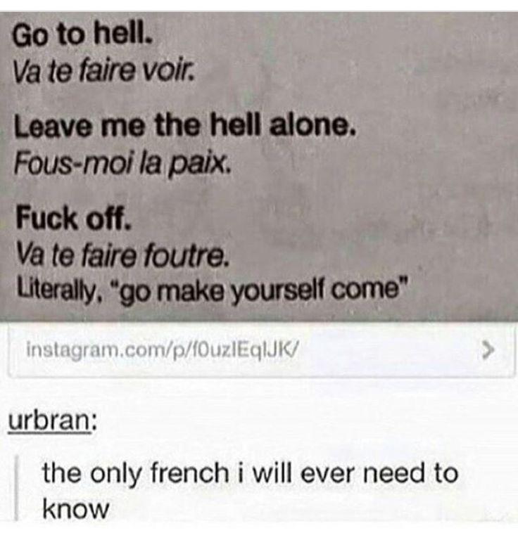 On The Origin Of Fuck