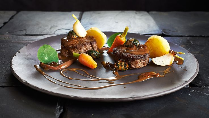 DW eleven - 13 restaurant - Chef Marthinus Ferreira is a legendary chef!