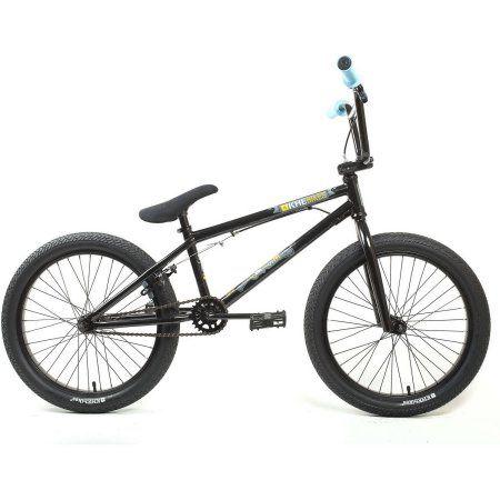 KHE Park One BMX Bicycle, Black