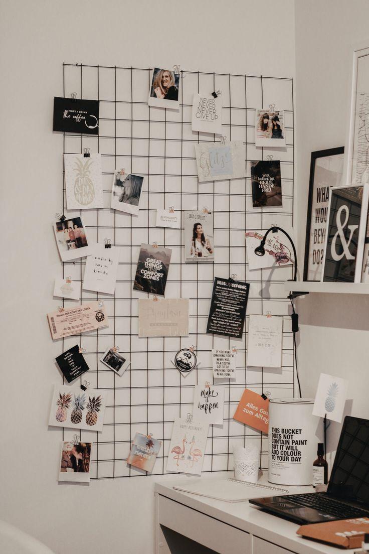 Mach selbst ein Foto Gitter    DIY – lifewithnathalie.com   – Tipps