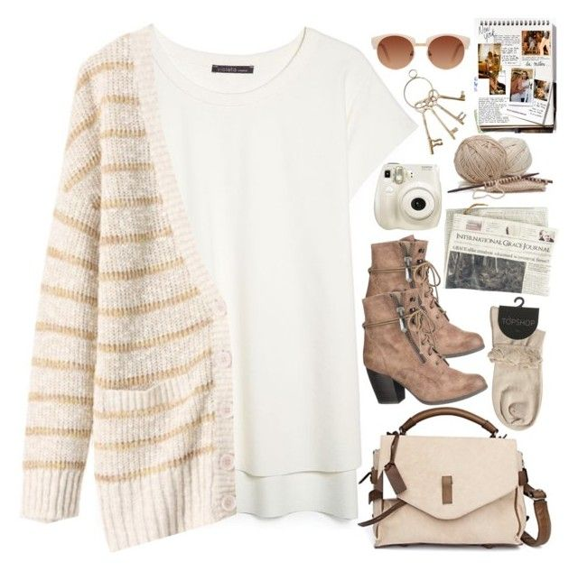 """""""1996. Today Do Something For U"""" by chocolatepumma ❤ liked on Polyvore featuring mode, MANGO, maurices, Gryson, Guide London, Garance Doré, BackToSchool, beige, personalstyle et beoriginal"""
