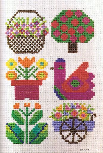Ondori Janpan - Cross Stitch Designs 1 - 幽兰 - Picasa Web Albums
