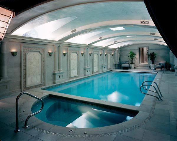 1000 ideas about indoor swimming pools on pinterest for Pool design companies