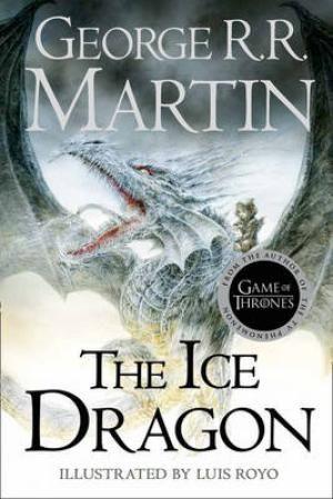 The ice dragon George R.R. Martin fra Haugenbok. Om denne nettbutikken: http://nettbutikknytt.no/haugenbok-no/