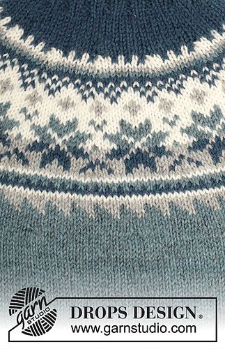 Ravelry: S27-1 Wild Blueberries Suit pattern by DROPS design
