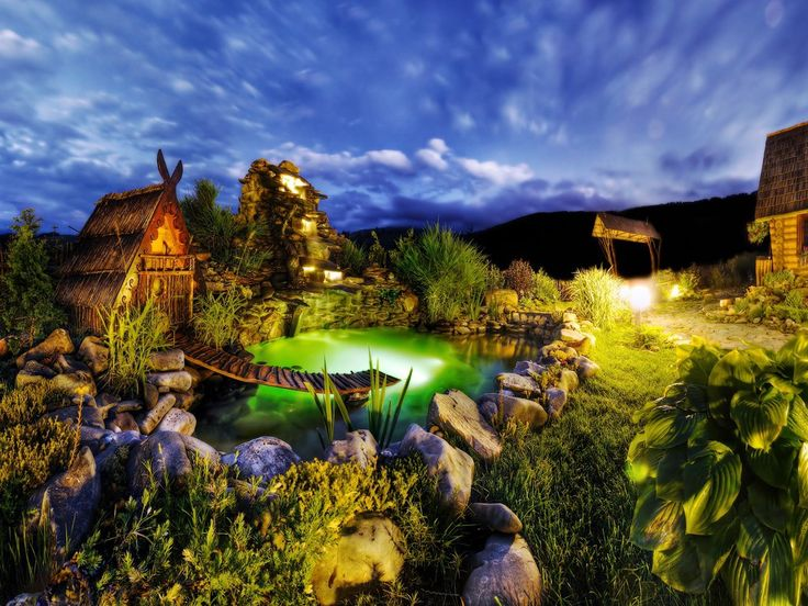 99 best jardines con encanto charming gardens images on - Jardines pequenos con encanto ...