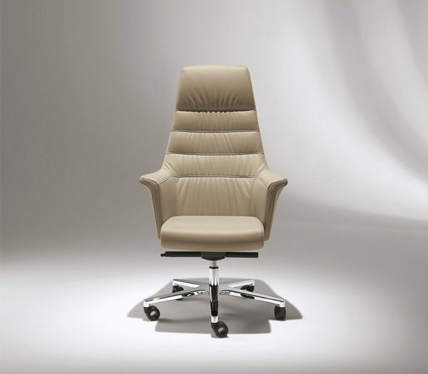 Chairs Must Move And Swivel... Contemporary Chair With Casters OF COURSE  SMANIA