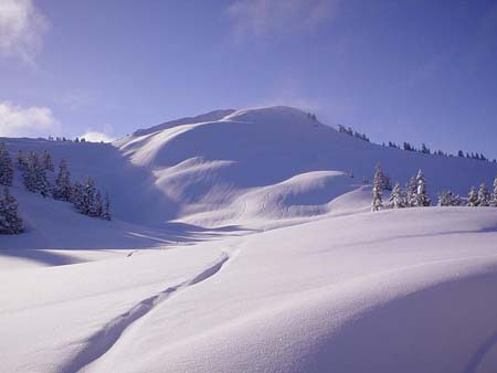 Mountains of  lower Sunshine coast by Tourism BC, via Flickr