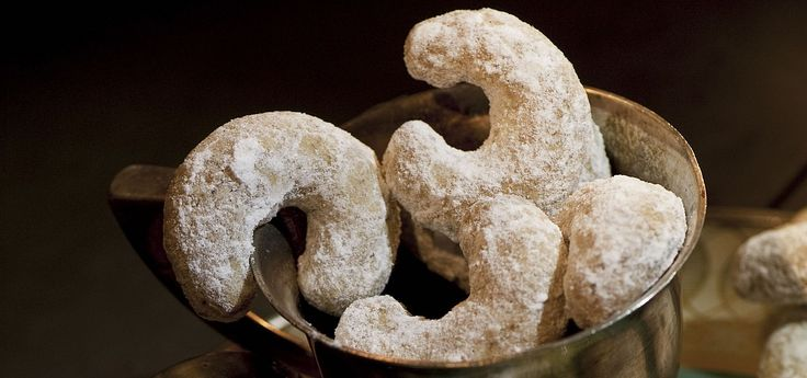 Vanillekipferl Christmas biscuit © Österreich Werbung/allOver/PBA