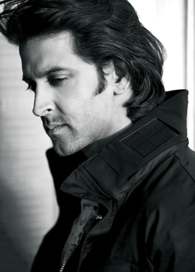Hrithik Roshan hair style | Hrithik Roshan | Pinterest ...