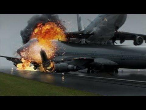 Air Crash Investigation The Tenerife airport disaster