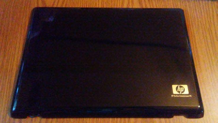"GENUINE HP Pavilion DV6000  15.4"" LCD Top Case Cover W/Camera  ZYE3GAT8LCTP203B #HP"