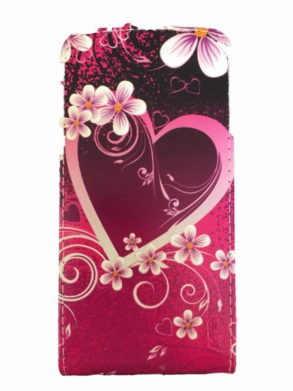 FoneBitz - iPhone 6 pretty heart flip case