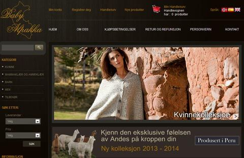 Babyalpakka.no - Alpakka klær og produkter i topp kvalitet!