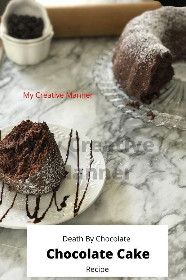 Chocolate Bundt Cake Recipe In 2020 Chocolate Cake Recipe Easy Chocolate Bundt Cake Chocolate Cake Recipe