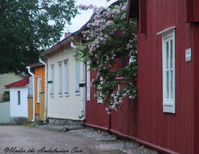 Under the Andalusian Sun: Finnish-Swedish summer paradise