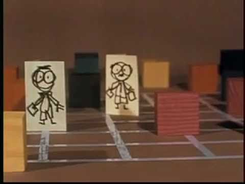 """# 1   """"All Connected Together In Varying Ways"""" The Idea Behind Digital Culture.  All About Polymorphics: A Stop-Motion Vision for Computing from 1959"""