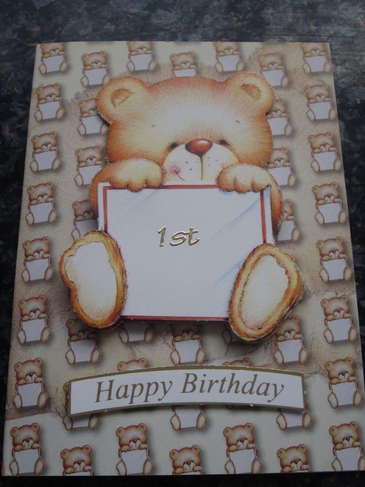 For my nephew 1st bd