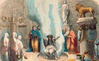 Αρχαίοι χρησμοί που σφυρηλάτησαν τον γνωστό κόσμο