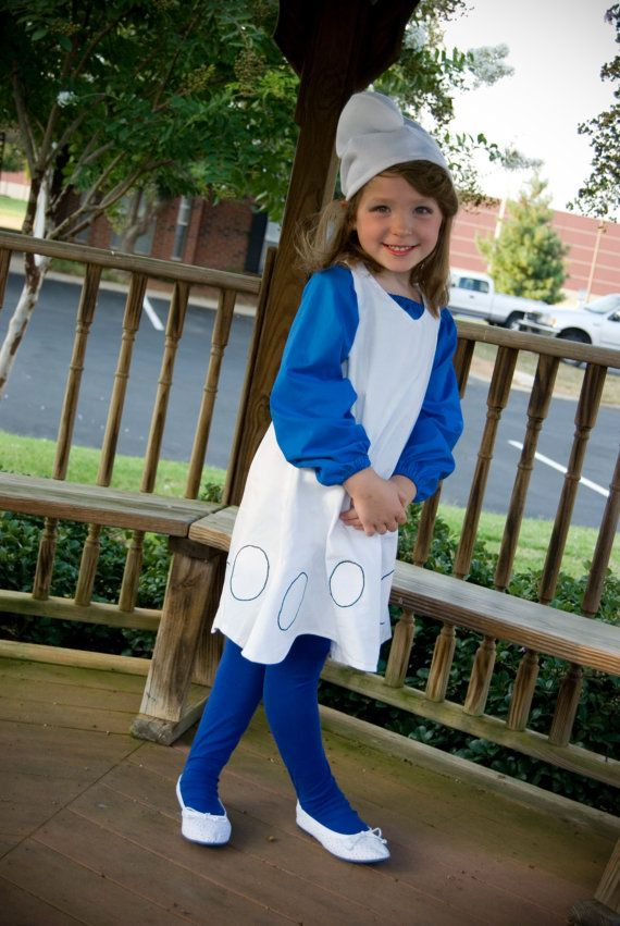Ordered this for Claudia (the dress and hat) not to convince her to wear it for Halloween :)