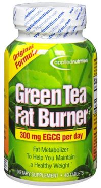 Moneymaker Green Tea Fat Burner at Walgreens!