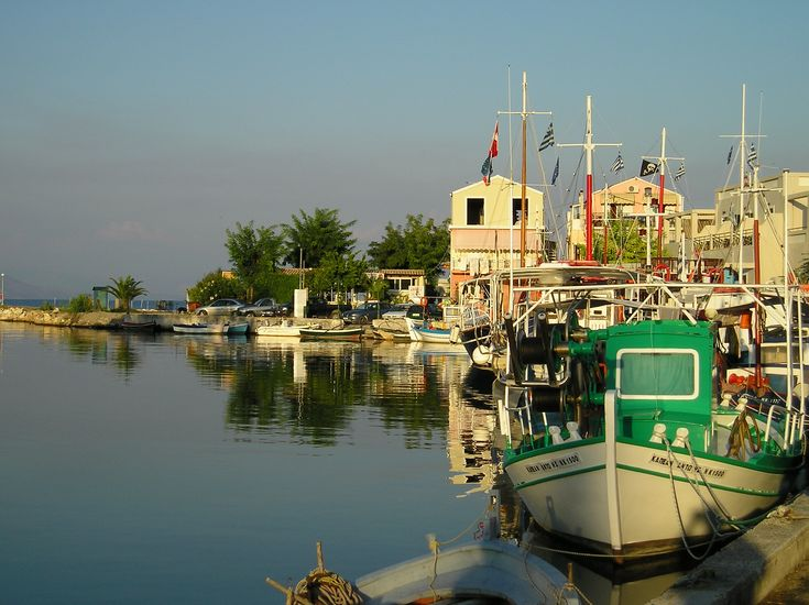 Messongi River, Corfu