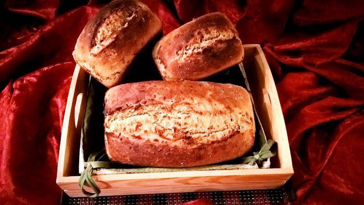 Профессиональный пекарь делится секретами выпекания литовского хлеба в домашних условиях.