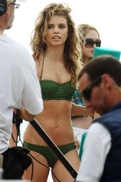 AnnaLynne McCord - loved her as Naomi on 90210