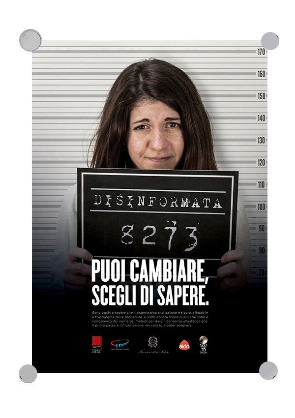 Disinformati - Socially Correct | ADV Campaign | by Eugenio De Riso, via Behance