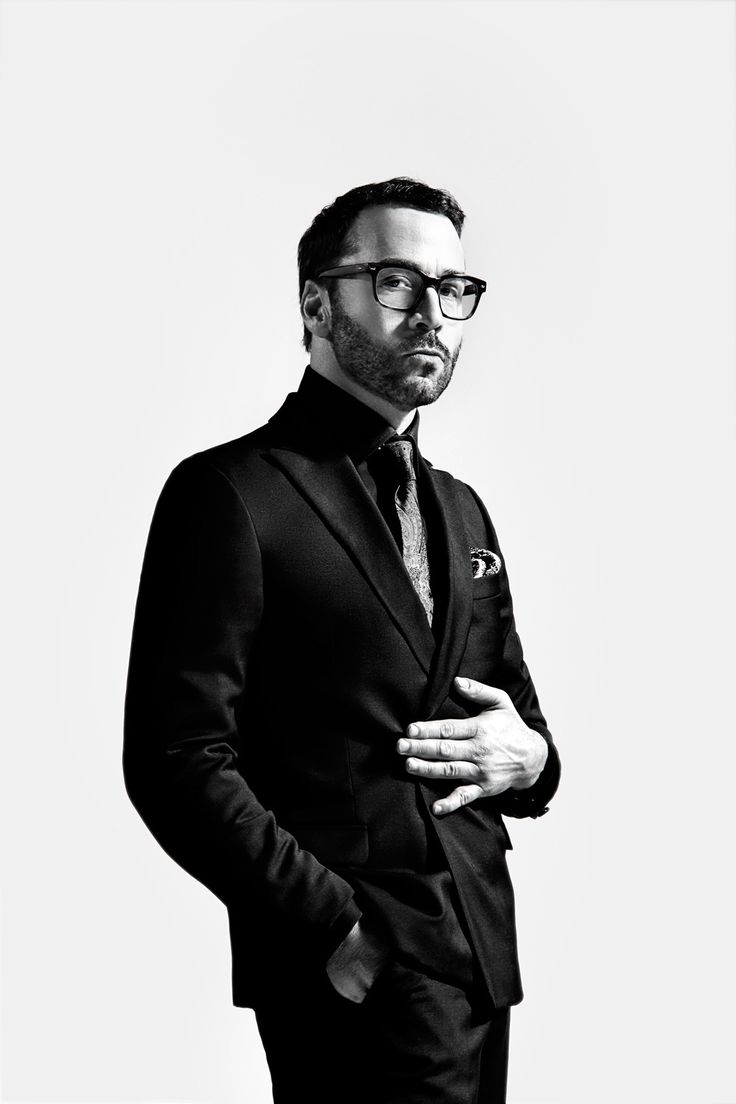 Jeremy Piven and Kid Cudi for Complex on Behance