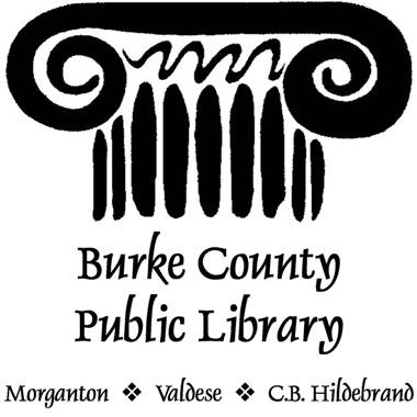 Burke County Public LibraryBurke County, Libraries System, County Public, Libraries Logo, Libraries Tuesday, Public Libraries