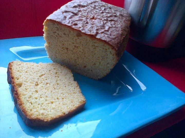Popcorn Bread (gluten free with dairy free alternatives)   meandmyThermie