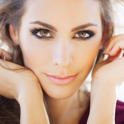 Trucco per gli occhi castani: i colori più adatti - #makeup
