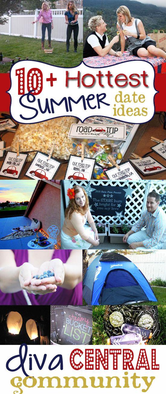 summer date night ideas