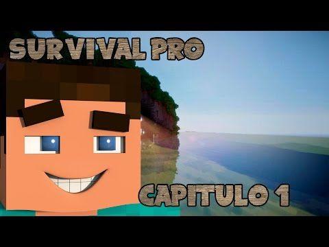 Minecraft | Survival Pro | Capitulo 1 | Mi Torre De Tierra XdD - http://www.nopasc.org/minecraft-survival-pro-capitulo-1-mi-torre-de-tierra-xdd/