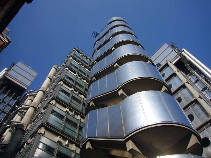 Architecture Buildings In London