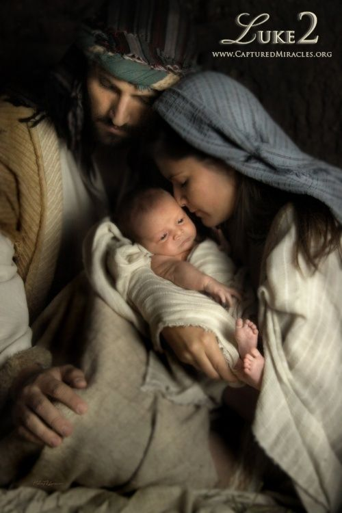 Christmas....Holy family