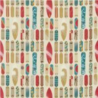 Boogie Boards Fabric | Far Far Away Fabrics Collection | Harlequin Fabrics