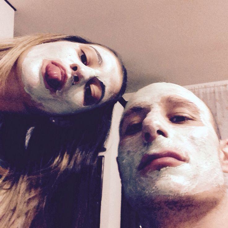 Maschera dermopurificate