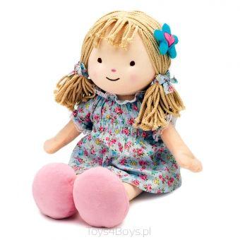 Prawdziwe lalki, a nie jakieś tam chude Barbie ;) Miękki Przytulak, który można podgrzać do ciepłej, przyjemnej temperatury