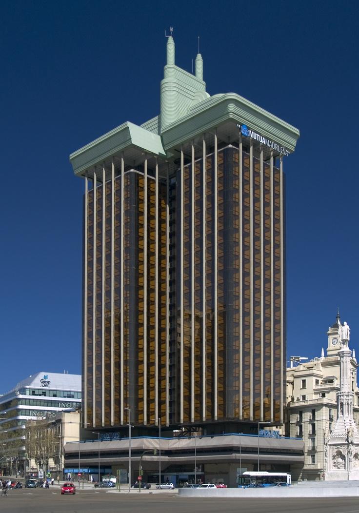 Torre de Colón, Madrid