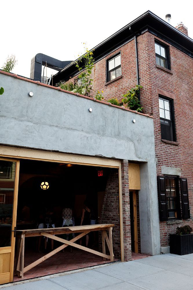 Here are some photos of the July 11th Edible Selby event at ISA Brooklyn