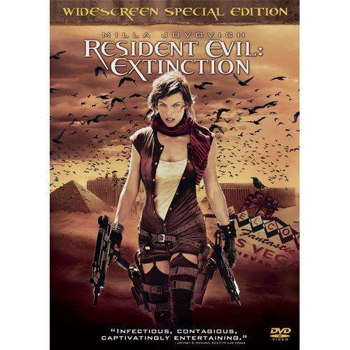 Resident Evil: Extinction (DVD, 2008) FREE SHIPPING
