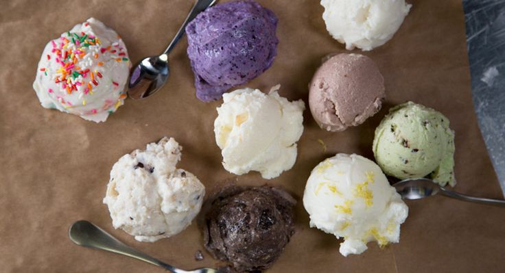 9 Ice Cream Recipes You Can Make in Your Blendtec Within Minutes! #blendtec #blenderrecipes #icecream