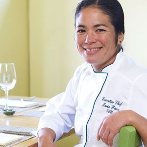 Chef Maria Hines - Tilth Restaurant - Delish.com