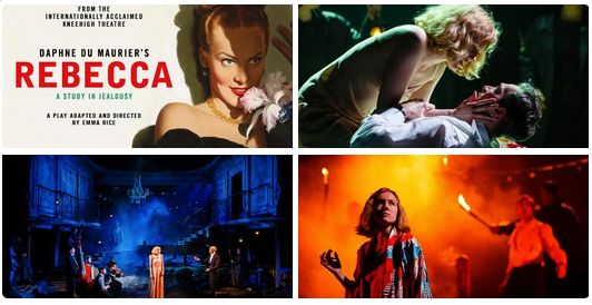 In the name of love ~ A vibrant revival of a timeless masterpiece... #Rebecca #theatrereview #onstage #Guildford #Surrey