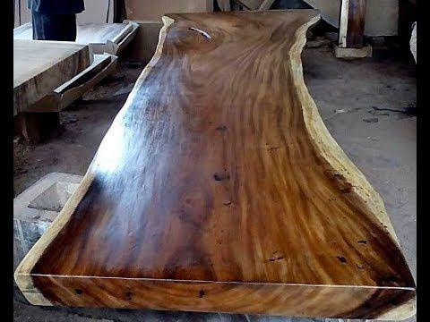 Parota Wood Table