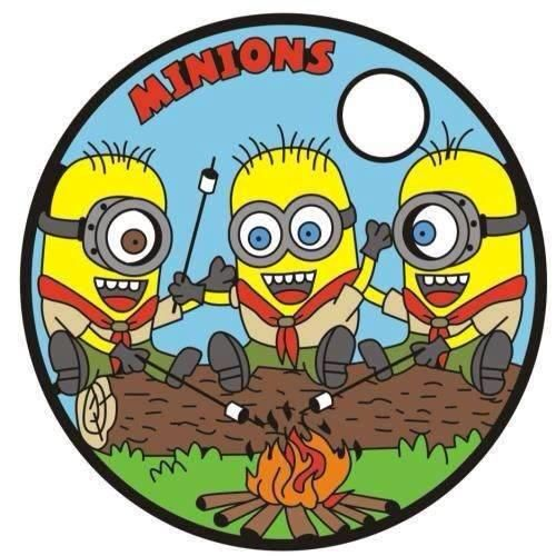 Scout Minions - could so use these! :-) LOL